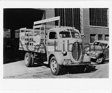 1940 Ford COE Bottlers Stake Truck, Pepsi-Cola, Factory Photo (Ref. # 43344)