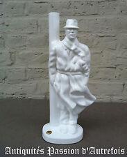 B20130763 - Pied de lampe en faïence Hollandaise Delfts ( 39,5 cm ) +- 1970