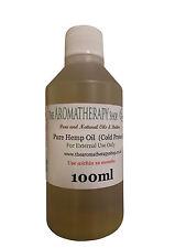 Hempseed Carrier Oil 100ml