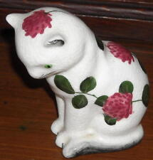 PLICHTA Cat with Red Clover Design Free Shipping