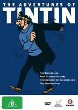 The Adventures Of Tintin : Vol 2 (DVD, 2006, Region 4) NEW & SEALED