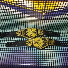 NXT Tag Team Championship x 2 - Mattel Belt for WWE Wrestling Figures