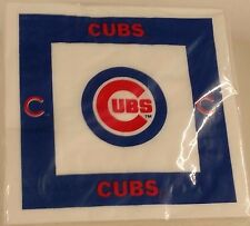 MLB Chicago Cubs Team Napkins, NEW (Package of 48)