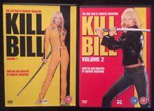 Kill Bill Volume 1 And 2
