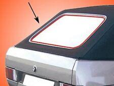 VW Golf 1 CABRIO Heckscheibendichtung  180-4090