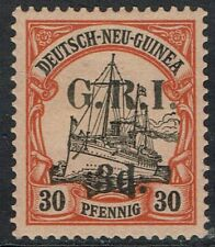 GRI NEW GUINEA 1914 YACHT 3D ON 30PF 6MM SPACING