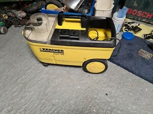 Karcher Puzzi 100 240v Carpet Cleaner Valeting Machine bare unit