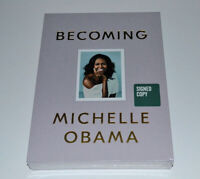 MICHELLE OBAMA Signed Deluxe Boxed Memoir AUTOGRAPHED 1/1 Edition w/Extras RARE