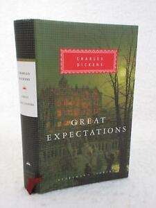 Charles Dickens GREAT EXPECTATIONS 1997 Everyman's Library First Printing HC/DJ