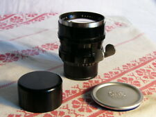 Carl Zeiss West-Germany 85mm F2.0 85 Arriflex standard BMPCC Bolex cinema movie