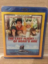 THE LAST FLIGHT OF NOAH'S ARK Disney BluRay Exclusive NEW SEALED