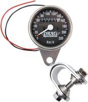Drag Specialties Mini Mechanical Speedometer 2210-0330