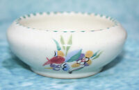 Poole Pottery Mini Bowl Trinket Pintray Signed for Poole and In/L Impressed Mark