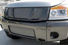 Grille-MX Lower Insert GRILLCRAFT NIS1551S fits 04-15 Nissan Titan