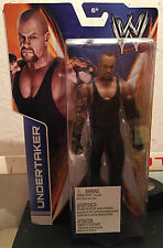 "WWE WWF Undertaker 7"" Action Figure 2013 Rare Basic Mattel Canada Edition"
