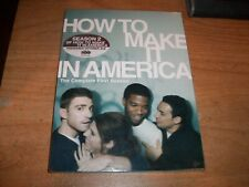 How to Make It in America: The Complete First Season 1 (DVD 2011 2-Disc Set) NEW