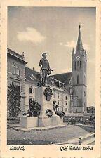 BR46861 Keszthely grof festetics szzobra  Hungary