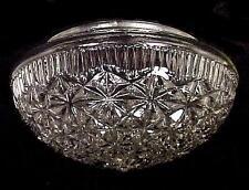 Clear Glass Light Shade Globe 5 3/4 X 4 X 7 1/2 Pan Ceiling Fan Flush Mount