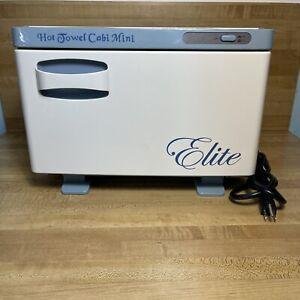 Elite Mini Hot Towel Cabinet - 12 Towel Warmer Cabi (HC-MINI). TW-7S