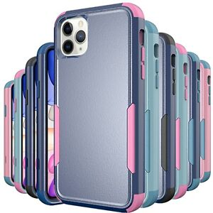 iPhone 12 11 Pro Max 6 6S 7 8 Plus XS XR X SE Hard Shockproof Case Hard Cover