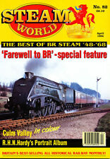April Rail Transportation Magazines in English Steam World
