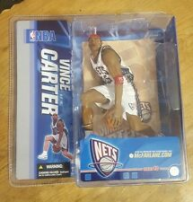 "2005 McFARLANE NBA Vince Carter Figure 6"" Series 10 New Jersey Nets"