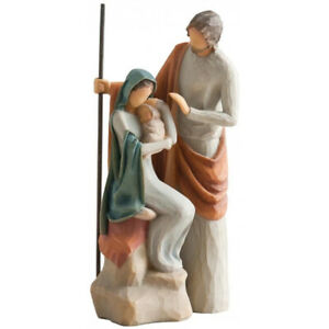 Willow Tree The Holy Family Figurine Nativity Collection by Susan Lordi 19cm