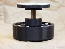 Turntable suspended isolation Leveling feet foot Load Set of  4  Black