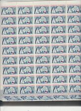 Czechoslovakia  Full Sheet 50 Stamps Kat. Nr. 3086 cv. 100,- €