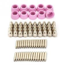 AG60 SG55 Torcia Al Plasma Cutter materiali di consumo degli elettrodi ugello per CUT60 LGK60 80pcs