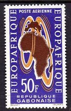 Gabon - 1963 Europafrique - Mi. 191 MNH