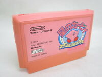Famicom STAR KIRBY Yume no Izumi Cartridge Only Nintendo Japan Game fc