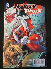 DC comics Harley Quinn 1 Clay Mann 2nd print variant NEW 52 Batman excellent