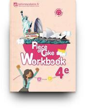 PIECE OF CAKE   anglais   workbook   4ème (édition 2017) Lelivrescolaire.Fr