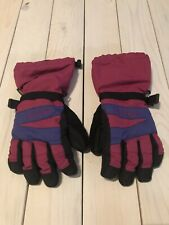 Burton women's gloves size medium
