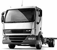 DAF LF45 LF55 - WORKSHOP SERVICE REPAIR MANUAL CD