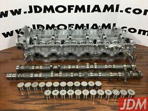 TOYOTA 1JZGTE VVTi CYLINDER HEAD = Soarer Chaser Crown Mark Motor Engine VVT-i
