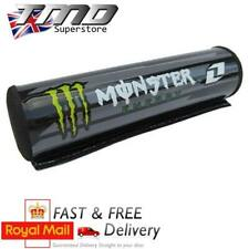 Monster Energy Round Handlebar Bar Pad MX ATV Pit Bike Renthal Cross Pitbike