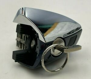 2007-2013 MERCEDES S CL CLASS - FRONT LEFT DRIVER DOOR LOCK CYLINDER W/ KEY OEM