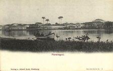brazil, PARANAGUA, Paraná, Panorama (1899) Albert Aust No. 8
