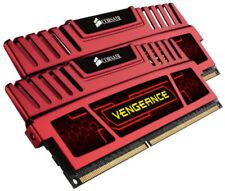Memoria RAM Corsair per prodotti informatici con velocità bus PC3-17066 (DDR3-2133) da 2 moduli
