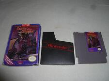 BOXED NINTENDO NES VIDEO GAME DESTINY OF AN EMPEROR W BOX CAPCOM RPG RARE CART