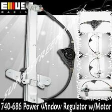 Front Driver Power Window Regulator w/o Motor for 98-07 Lincoln Town Car 740-686