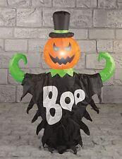 1.2 M Inflable Calabaza de Halloween Fantasma Luz Tienda Pantalla Prop Decoración BN