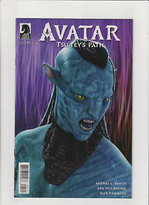 Avatar: Tsu'Tey's Path #1 NM- 9.2 Dark Horse Comics 2019 Jan Duursema