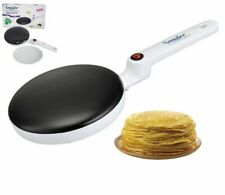 Sonifer Electric Crepe Maker Griddle Baking Machine Pizza Pancake Cooking Tool