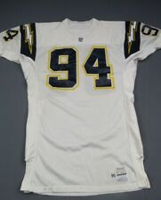 1992 Chris Mims San Diego Chargers Game Used Worn Football Jersey! Tennessee LA