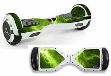 Green Electric Sticker/Skin Hoverboard / Balance Board Hov25