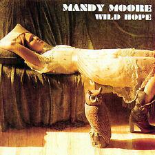 Wild Hope by Mandy Moore (CD, Jun-2007, EMI Music Distribution)