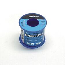 Thermoflow RosinCore Solder Wire MC-20A Sn60/Pb40- 0.6mm 1/2 lb/roll # TF6040126